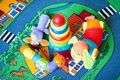 Some toys — Stock Photo