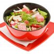 Stock Photo: Salad with tunny