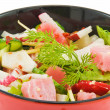Salad with tunny — Stock Photo #13849802
