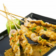 Royalty-Free Stock Photo: Chicken satay