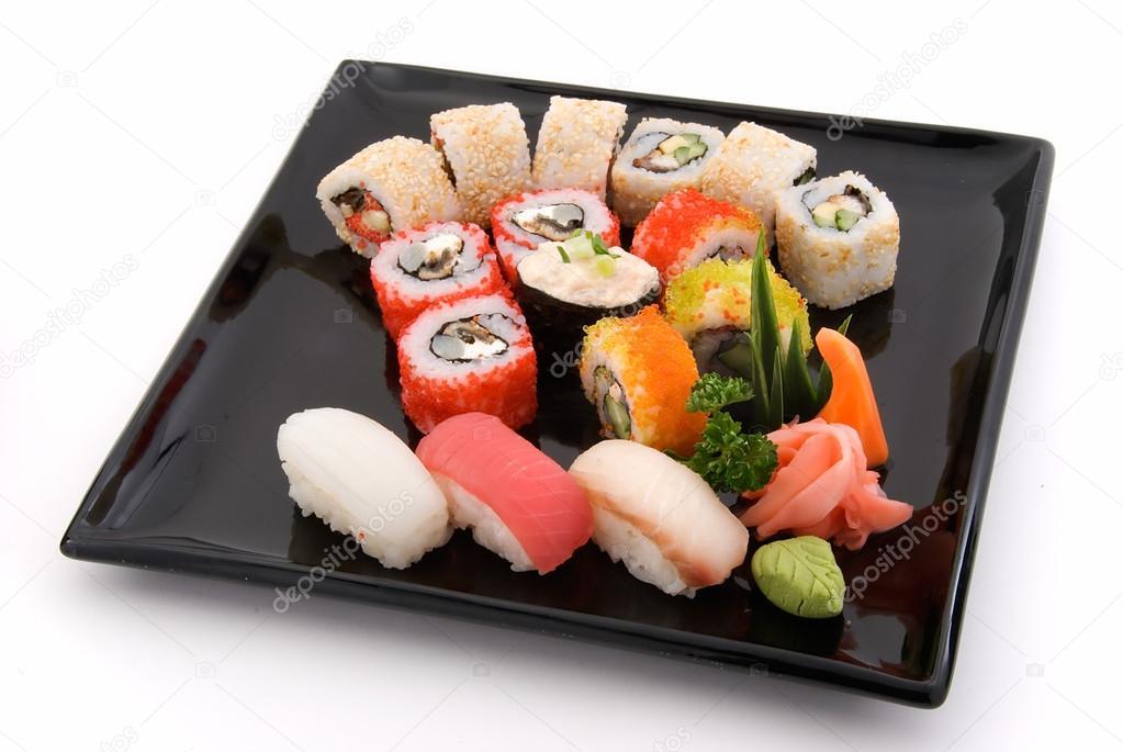 Как дома самому сделать суши и роллы дома