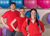 Группа фитнеса — Стоковое фото
