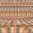 Stock Photo: Coils of copper wire background