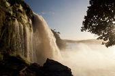 Waterfall at Canaima, Venezuela — Stockfoto