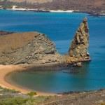 ������, ������: Volcanic island in ocean