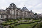 Royal Palace of Brussels — Stock Photo