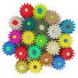 Gear wheels — Stock Photo #36435297