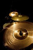 Cymbals — Stock Photo