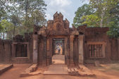Temple in Angkor, Cambodia — Stock Photo