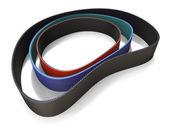 Transmission belts — Stockfoto