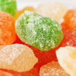 Sugar candies in different colors — Stock Photo #22726495