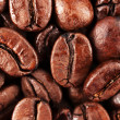 Brown coffee beans — 图库照片