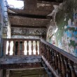 Staircase in an abandoned building — Stock Photo #31284043