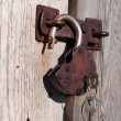 Open padlock with keys. — Stock Photo #34110873