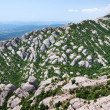 Montserrat is mountain near Barcelona — Stock Photo #36611879