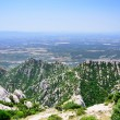 Montserrat is mountain near Barcelona — Stock Photo #37727201