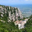 Montserrat is mountain near Barcelona — Stock Photo #37727589