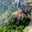 Montserrat is mountain near Barcelona — Stock Photo #37803845