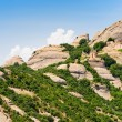 Montserrat is mountain near Barcelona — Stock Photo #37804189