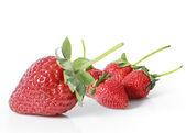 Beautiful strawberries — Stock Photo