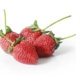 Beautiful strawberries — Stock Photo #35461401
