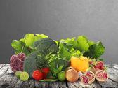 Frutas e legumes — Foto Stock