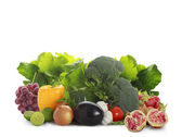 Vegetables and fruits — Stock Photo