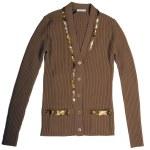 Brown sweater — Stock Photo #10510393