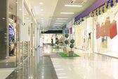 Mall interiör — Stockfoto