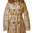 Stock Photo: Women coat