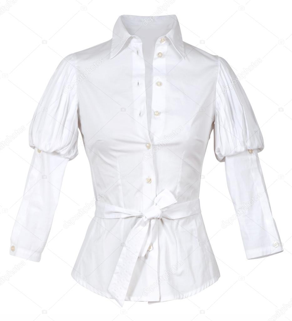 White Ladies Blouse
