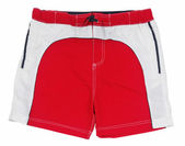Red shorts — Stock Photo