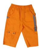 Orange breeches — Stock Photo
