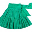 Green skirt — Stock Photo #20872037