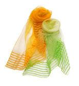Fashion scarf — Stock Photo