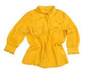 Gele bloes — Stockfoto