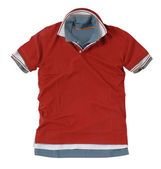 Red t-shirt — Stock Photo