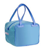 Blue bag — Stock Photo