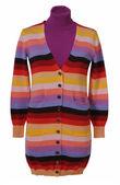 Striped sweater — Stock Photo