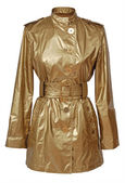 Golden coat — Stock Photo