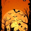 Halloween background — Stock Vector #12377271