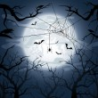 Royalty-Free Stock Vector Image: Dark night