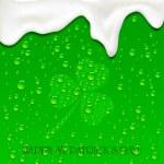 Green Beer — Stock Vector