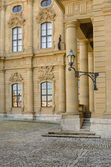 Residence Wurzburg — Stock Photo