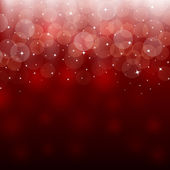 Abstrato luz férias vermelho — Vetorial Stock