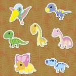 Dino-02 — Stock Vector #15807185