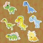 Dino-04 — Stock Vector #15807253
