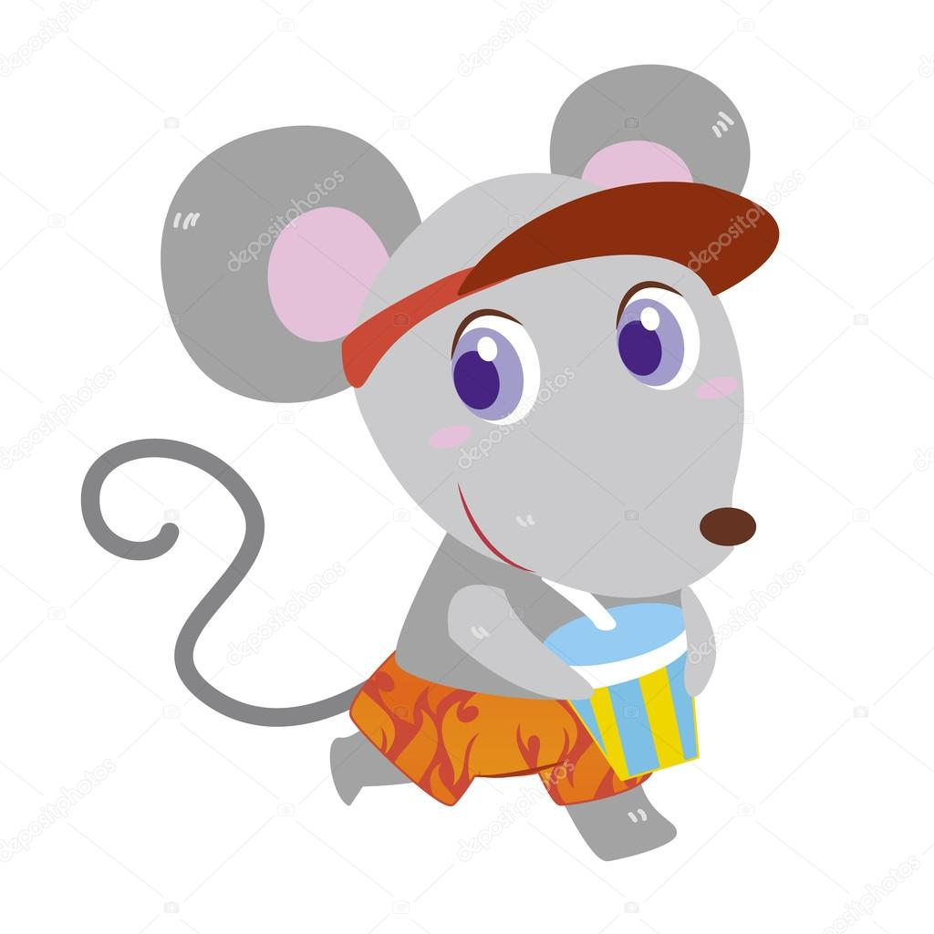 鼠标卡通图片大全