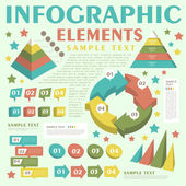 Abstract infographics — Stock Vector