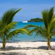 Beautiful tropical beach in Thailand — Stock Photo #12196816